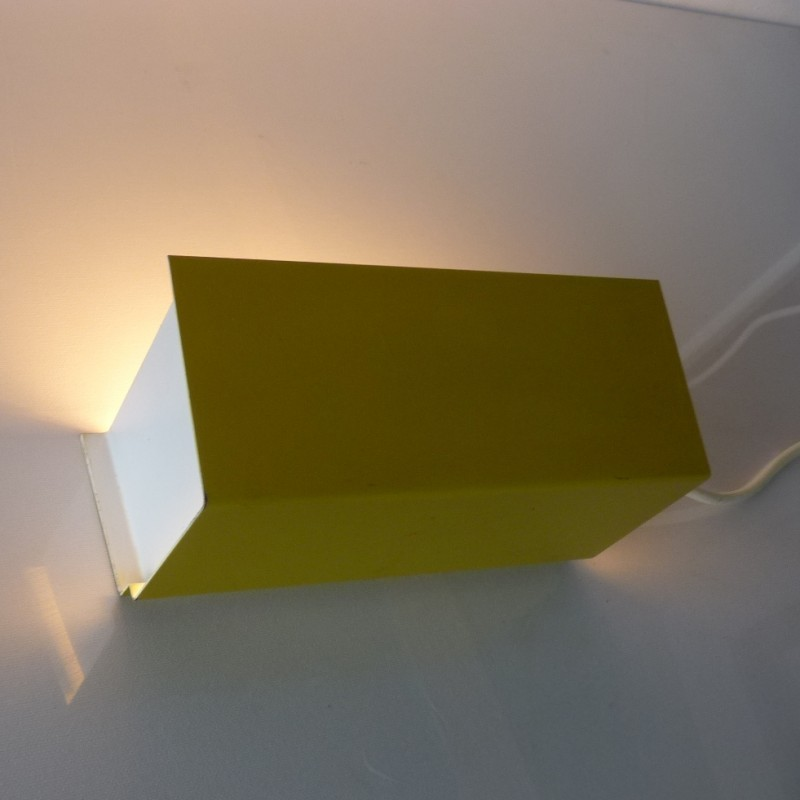 Wall Lamp by J. Hoogervorst for Anvia Almelo