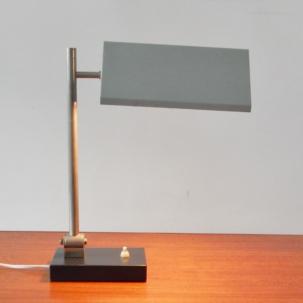 Desk Lamp by H. Busquet for Hala Zeist