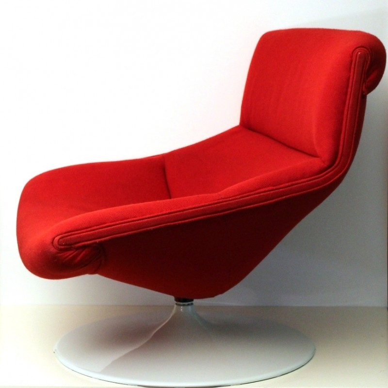 F520 Lounge Chair by Geoffrey Harcourt for Artifort