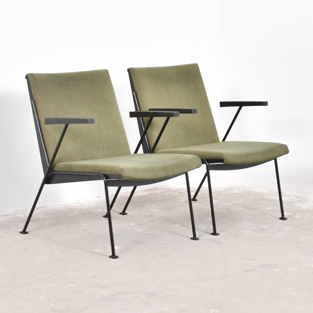 Arm Chair by Wim Rietveld for Ahrend de Cirkel