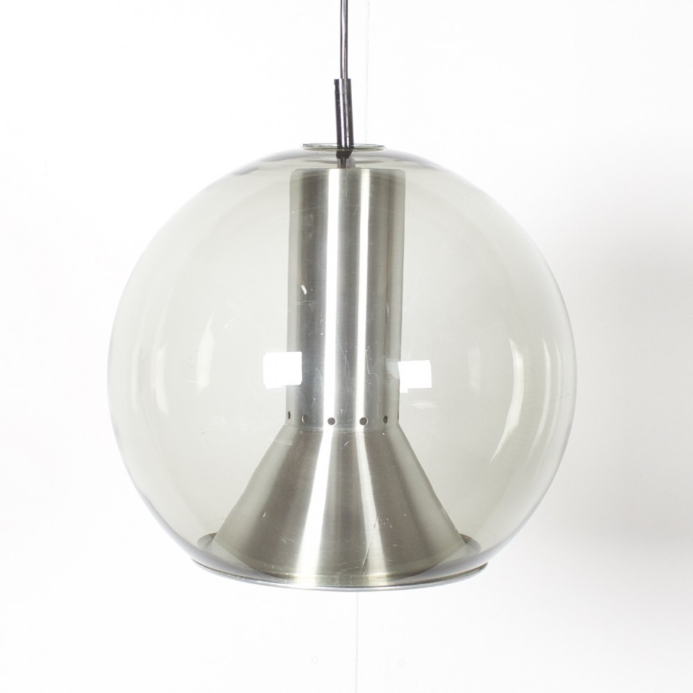 Globe Hanging Lamp from the fifties by Frank Ligtelijn for Raak Amsterdam