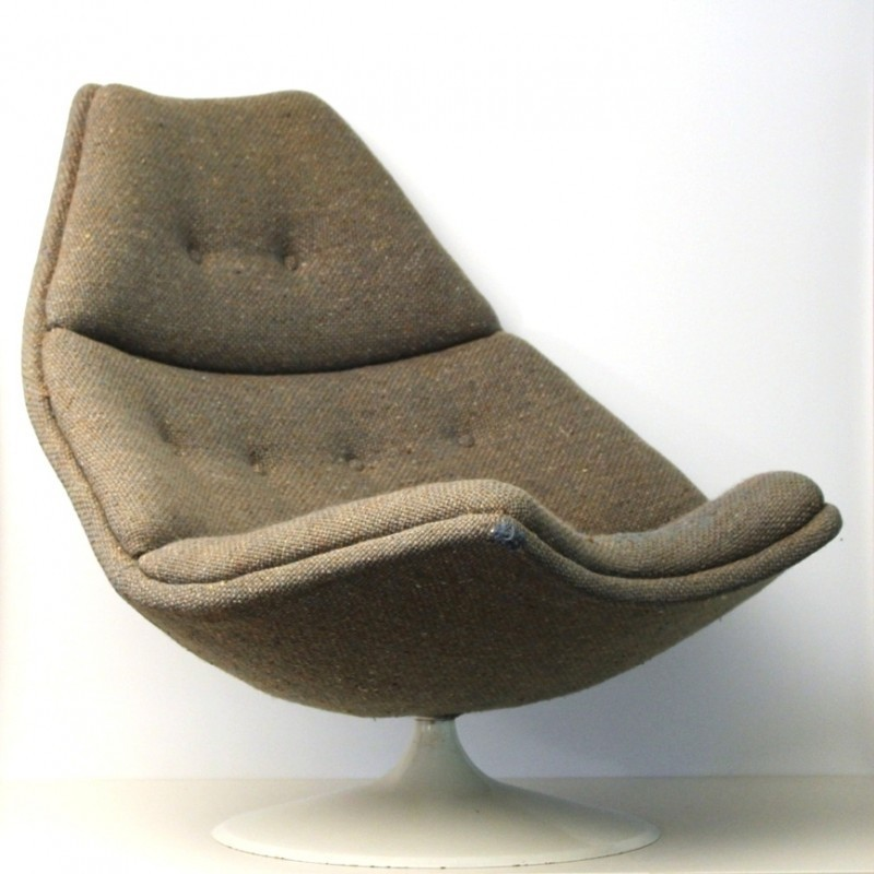 F510 Lounge Chair by Geoffrey Harcourt for Artifort