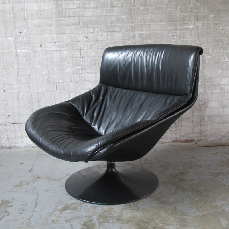 F519 Lounge Chair by Geoffrey Harcourt for Artifort