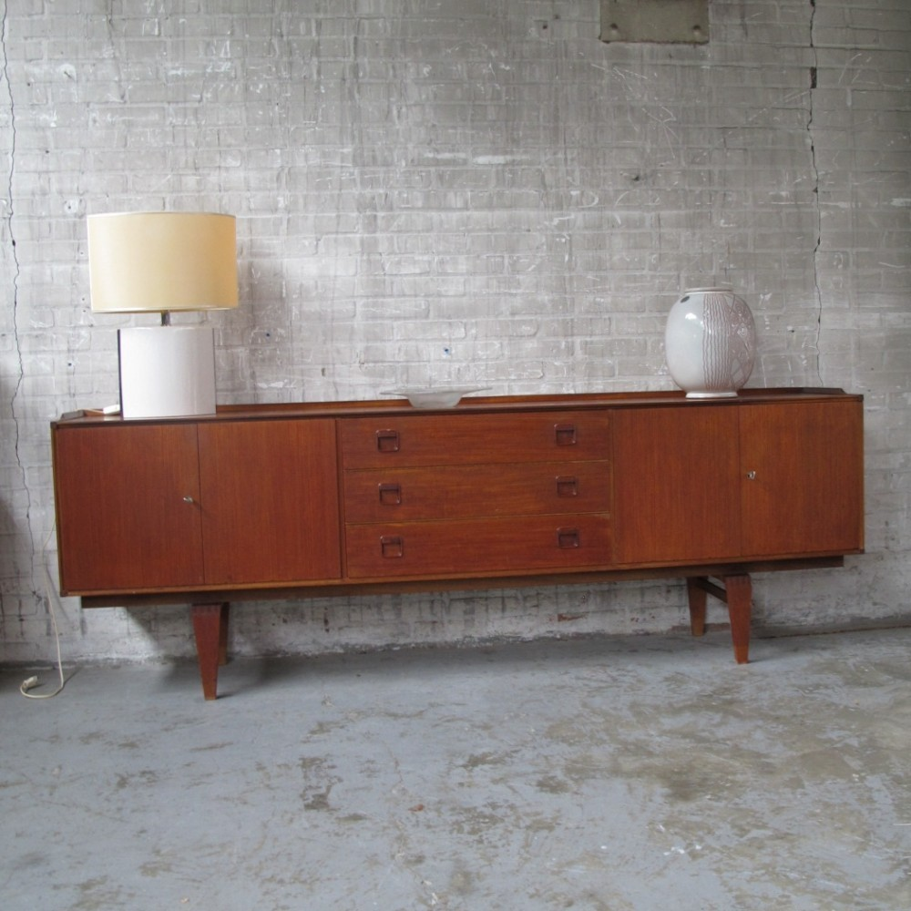 Sideboard from the sixties by Unknown Designer for Fristho