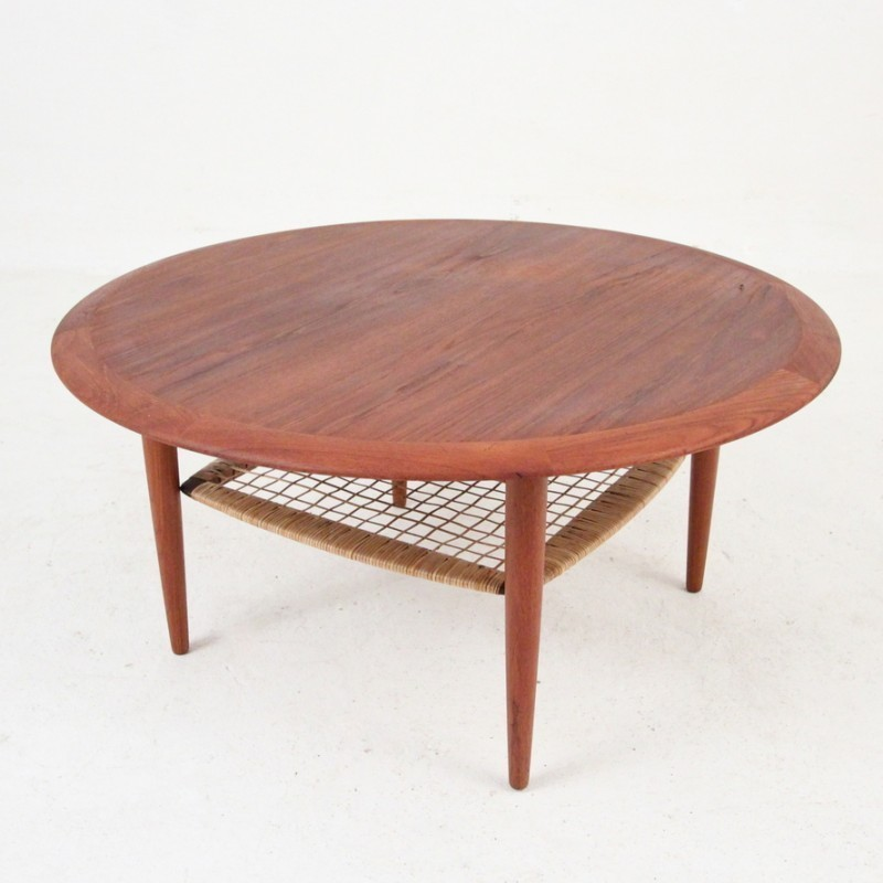 Coffee Table By Unknown Designer For Unknown Manufacturer 49351
