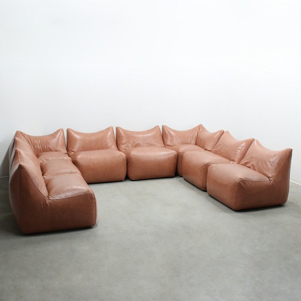 16 Le Bambole sofas from the sixties by Mario Bellini for B & B Italia