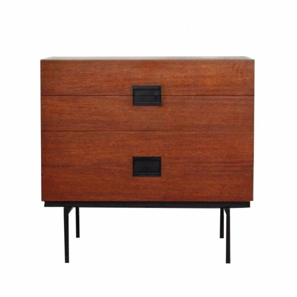 DU10 Chest of Drawers by Cees Braakman for Pastoe
