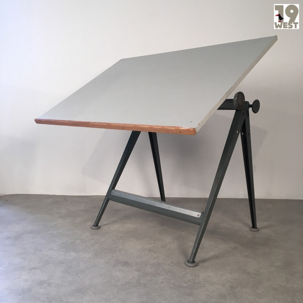 Reply Writing Desk by Friso Kramer and Wim Rietveld for De Cirkel Amsterdam