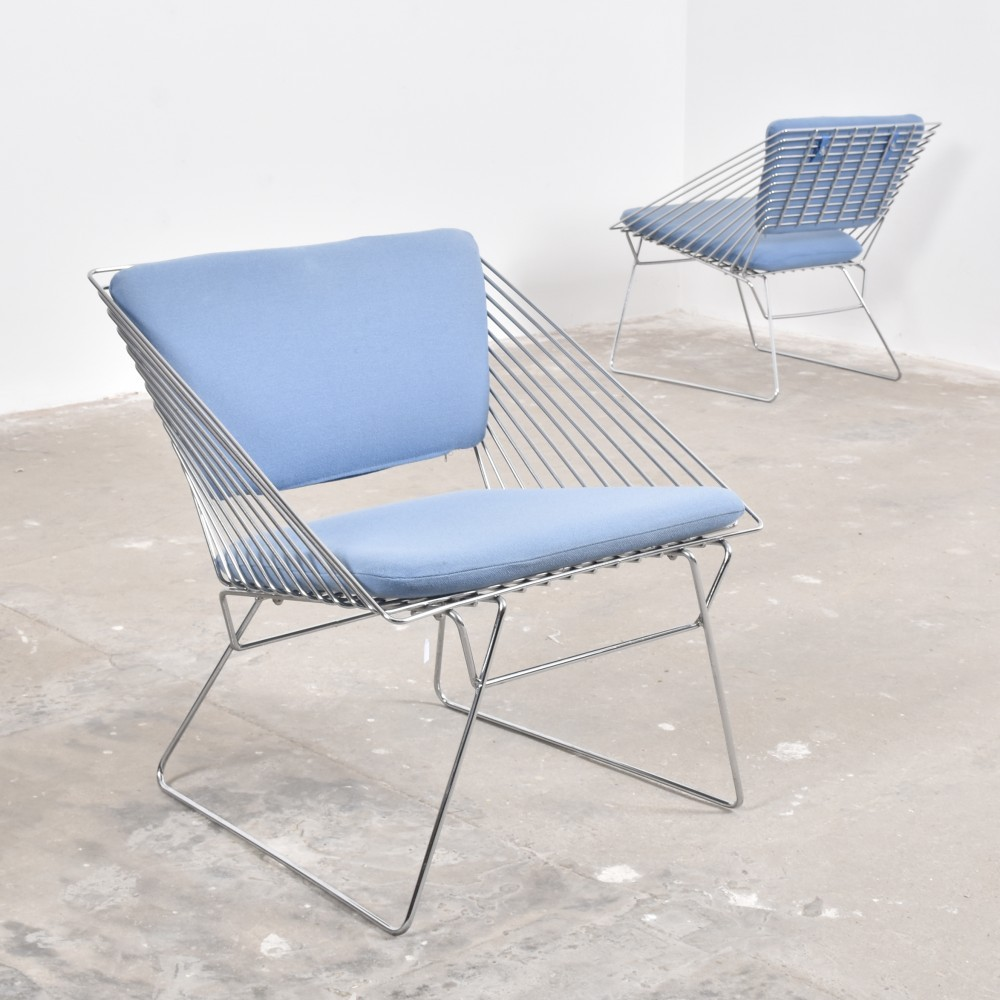 Lounge Chair by Verner Panton for Fritz Hansen