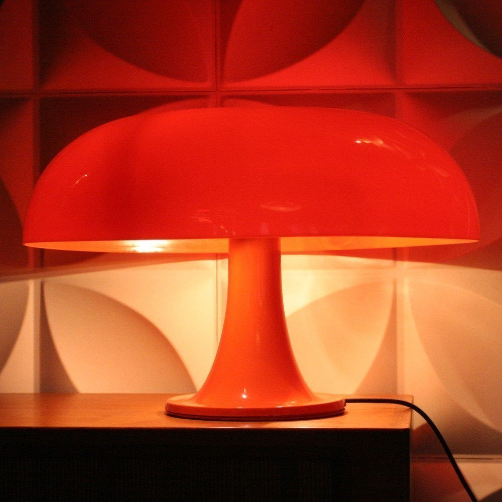 Nesso Desk Lamp by Giancarlo Mattioli for Artemide