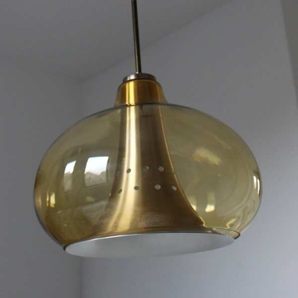 Hanging Lamp from the sixties by Frank Ligtelijn for Raak Amsterdam