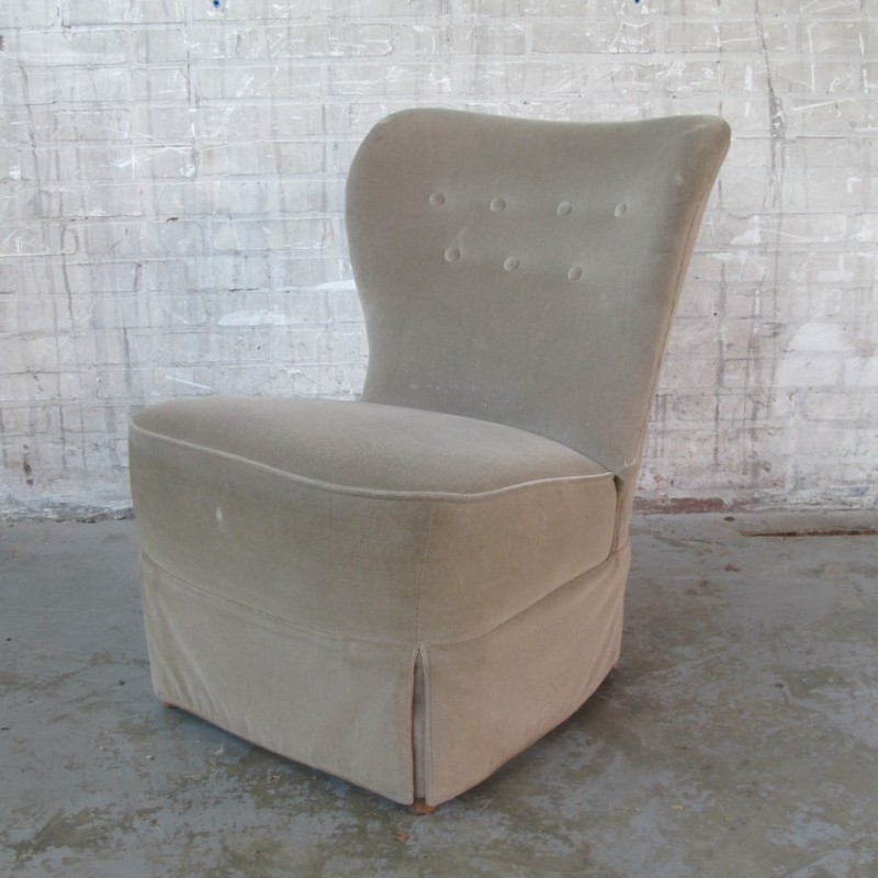 Lounge Chair by Theo Ruth for Artifort