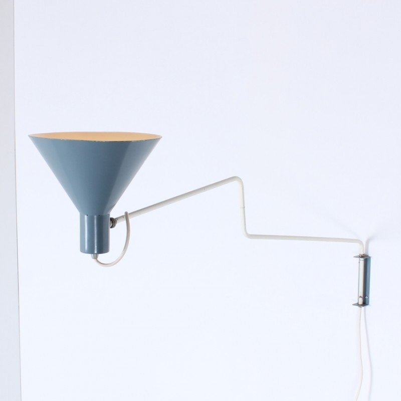 Paperclip Wall Lamp by J. Hoogervorst for Anvia Almelo