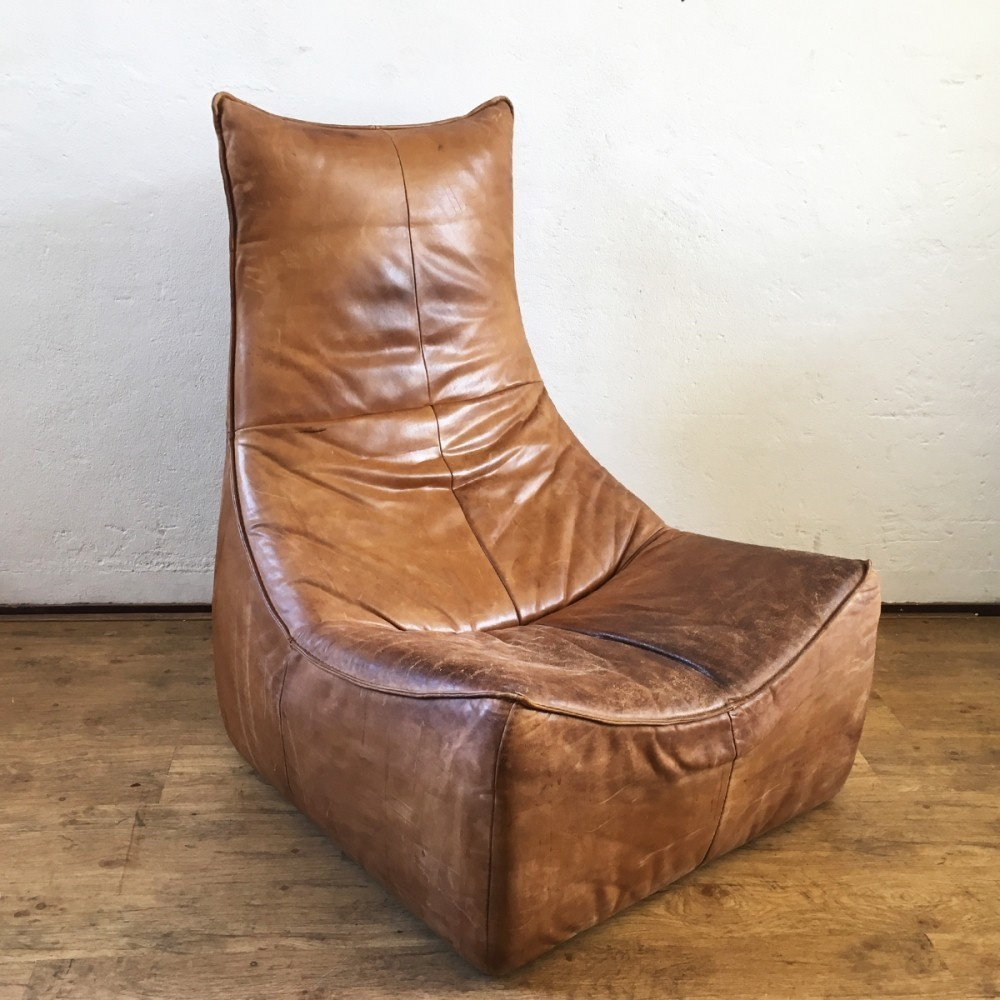 Great The Rock Lounge Chair By Gerard Van Den Berg For Montis, 1960s