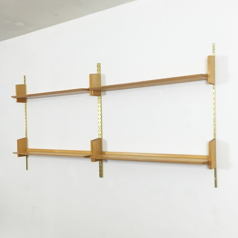 Wall Unit by Helmut Magg for WK Möbel