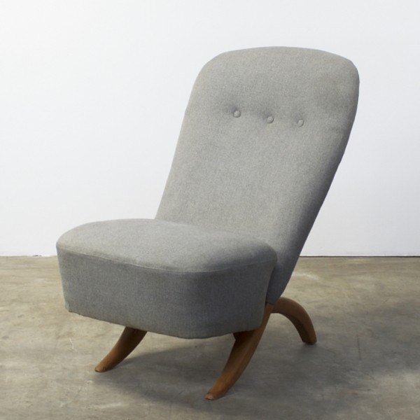 Congo 1001 Lounge Chair by Theo Ruth for Artifort