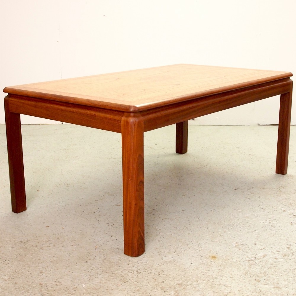 G Plan Coffee Table 1960s