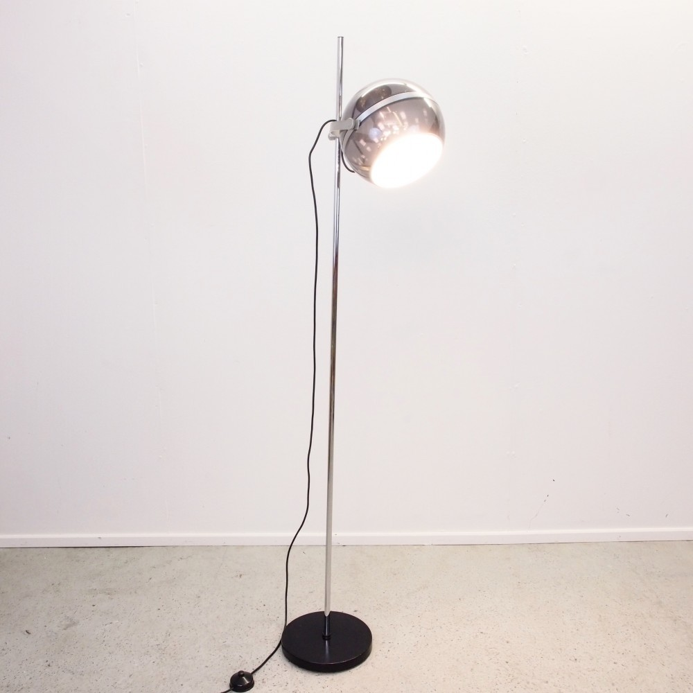 Dijkstra lampen floor lamp 1960s 50684 for Vintage lampen