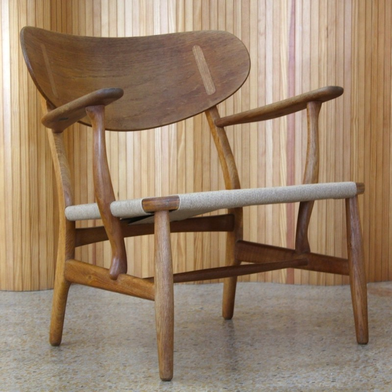 CH22 Lounge Chair by Hans Wegner for Carl Hansen and Son