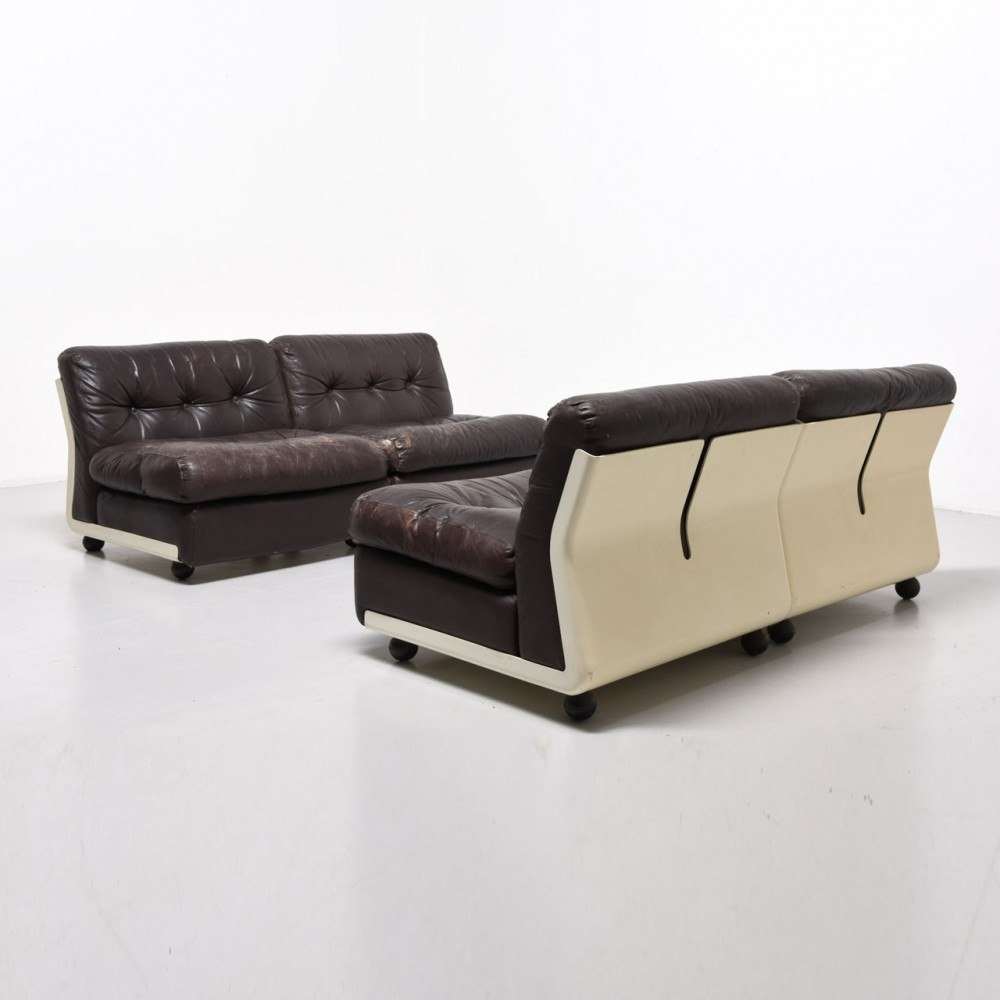 Amanta Sofa from the sixties by Mario Bellini for C & B Italia