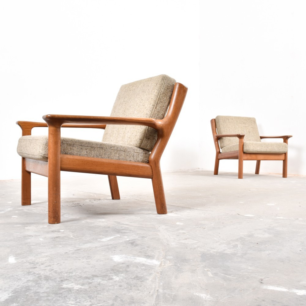 Arm Chair by Unknown Designer for Glostrup