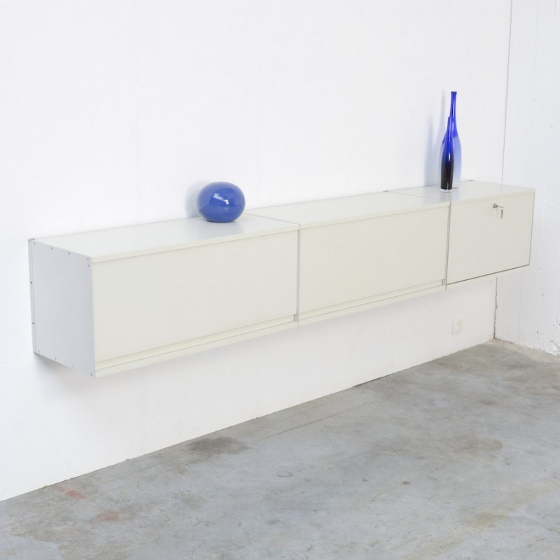 Wall Unit from the sixties by Dieter Rams for Vitsoe