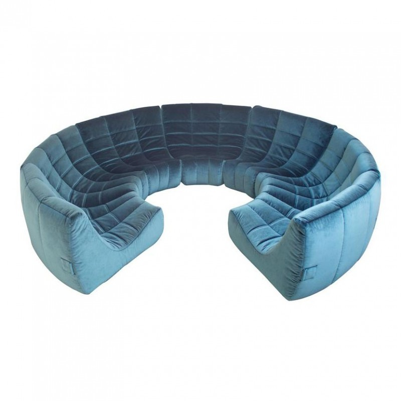 Gilda Sofa from the seventies by Michel Ducaroy for Ligne Roset