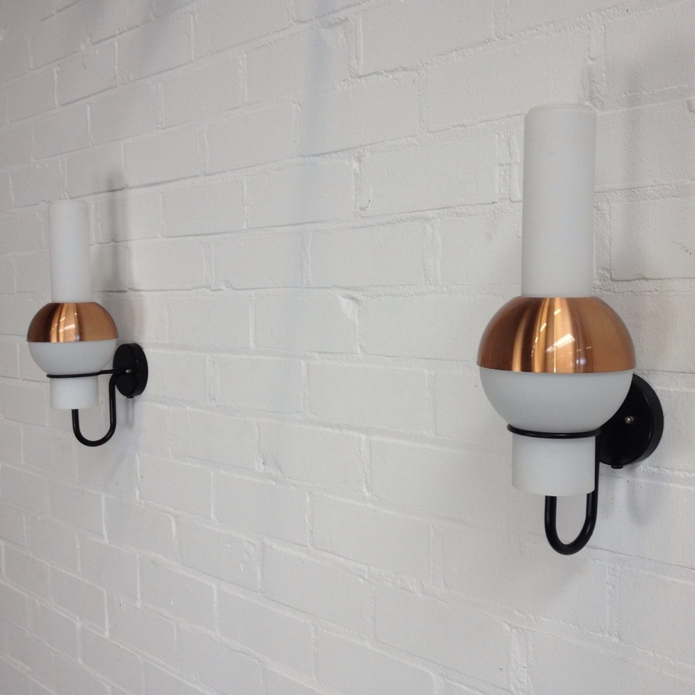Lucifer Wall Lamp by Unknown Designer for Raak Amsterdam