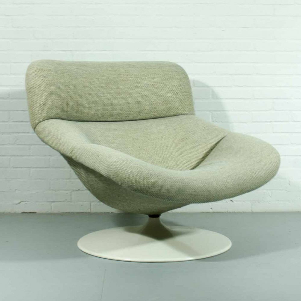 F518 Lounge Chair by Geoffrey Harcourt for Artifort