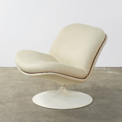 F504 Lounge Chair by Geoffrey Harcourt for Artifort