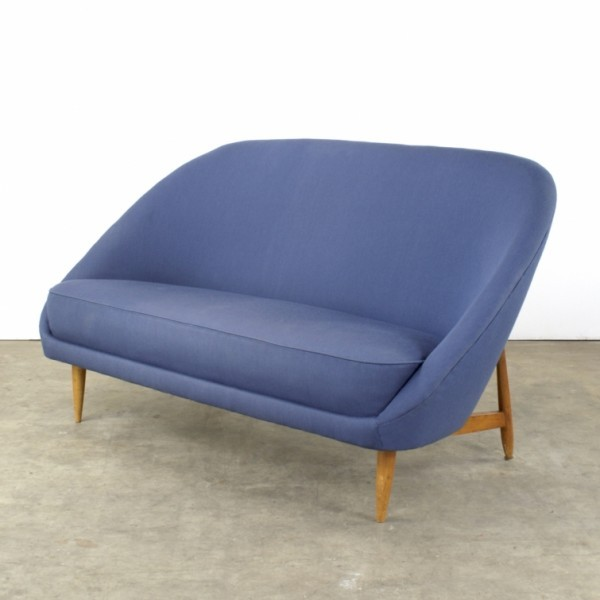 Model 115 Sofa by Theo Ruth for Artifort