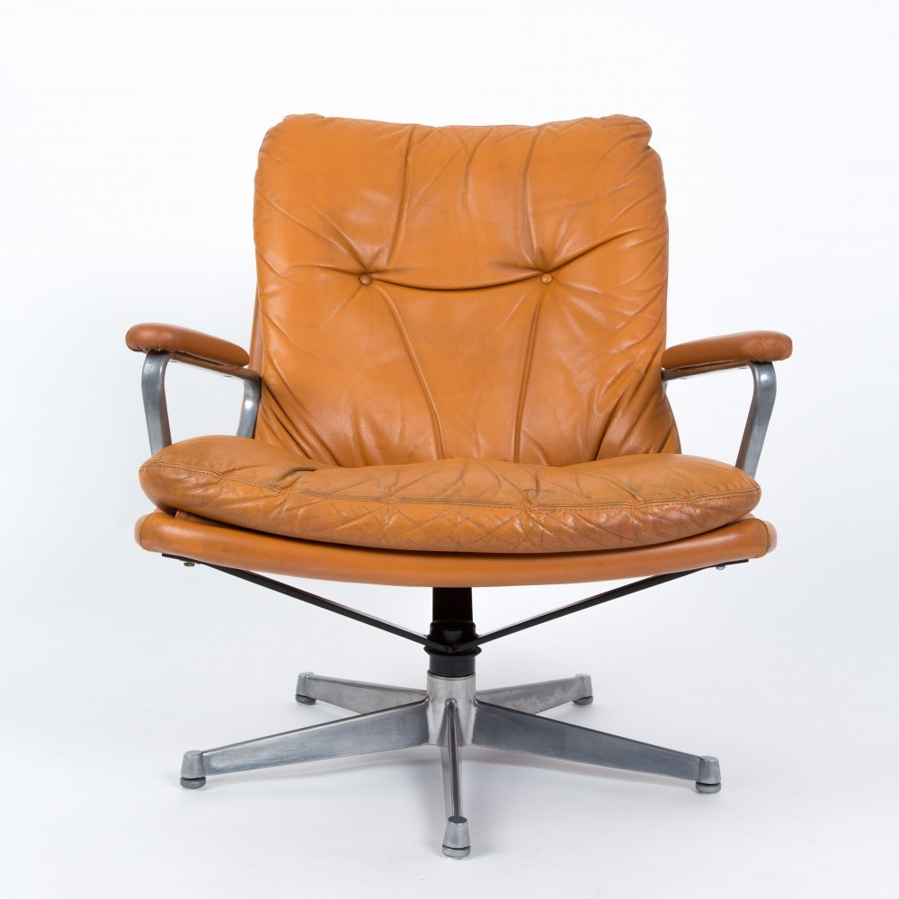 Gentilina lounge chair by André Vandenbeuck for Strässle, 1960s