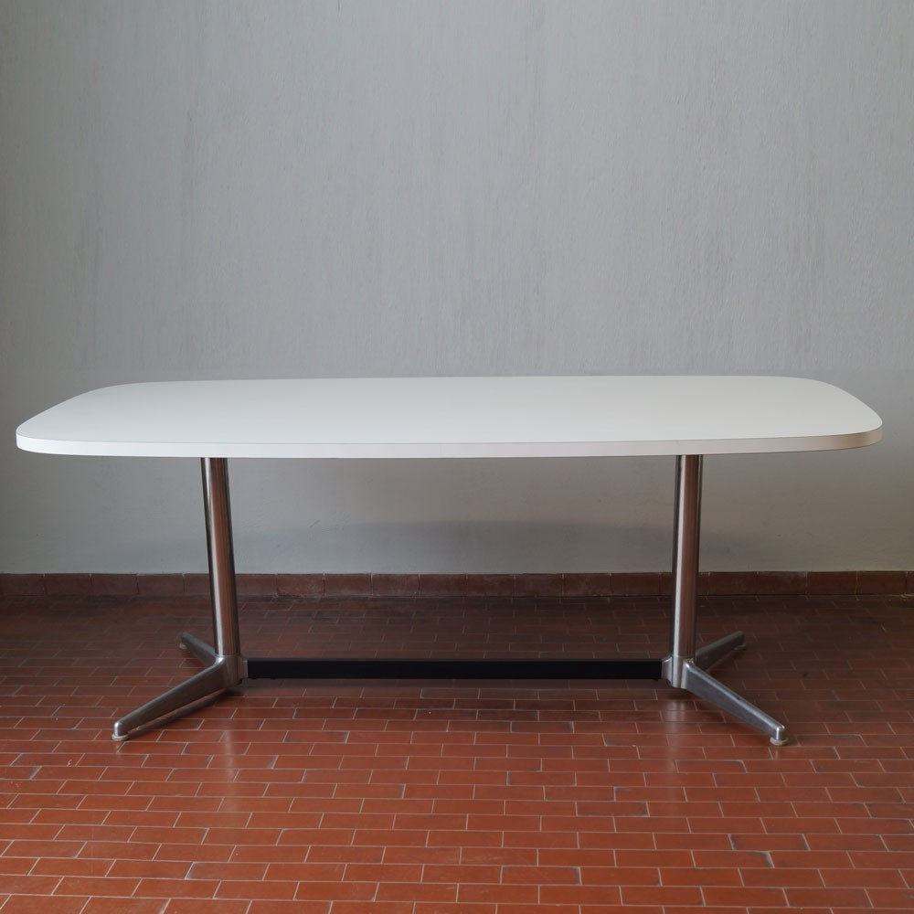 Charles Ray Eames Dining Table 1970s