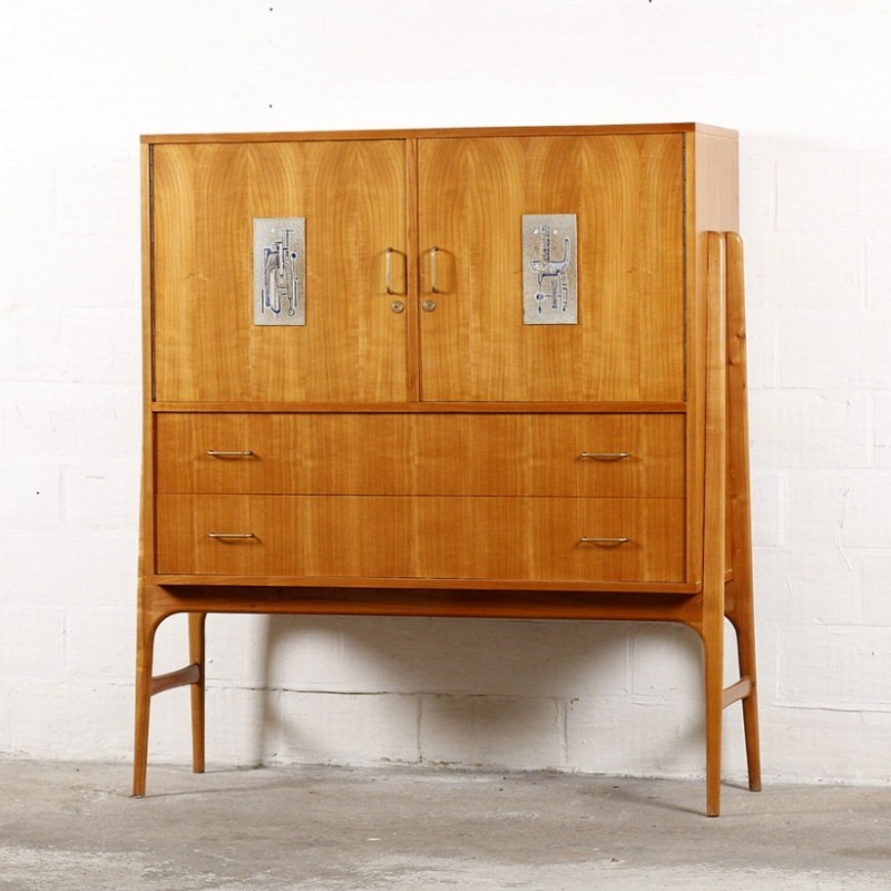 Alfred Hendrickx cabinet, 1950s