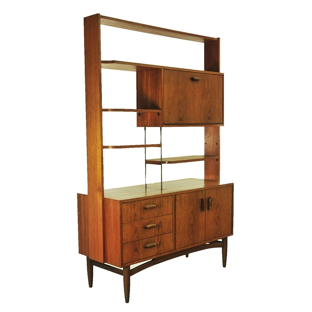 Roomdivider Fresco cabinet by G plan 1960s 52577