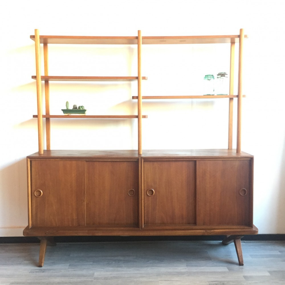 Cabinet from the fifties by Rudolf B. Glatzel for Fristho