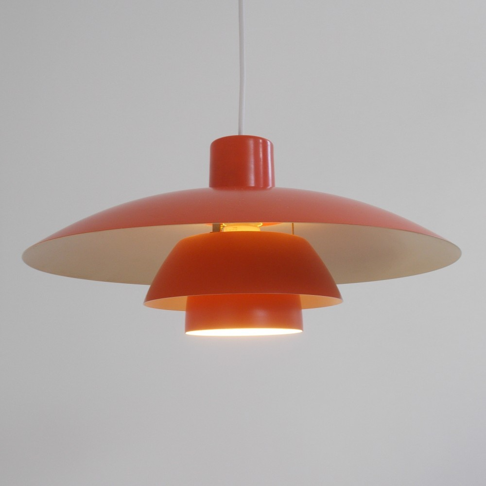 Hanging Lamp Philippines: PH 3-4 Hanging Lamp By Poul Henningsen For Louis Poulsen