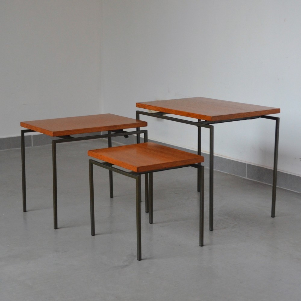 Nesting Table by Cees Braakman for Pastoe