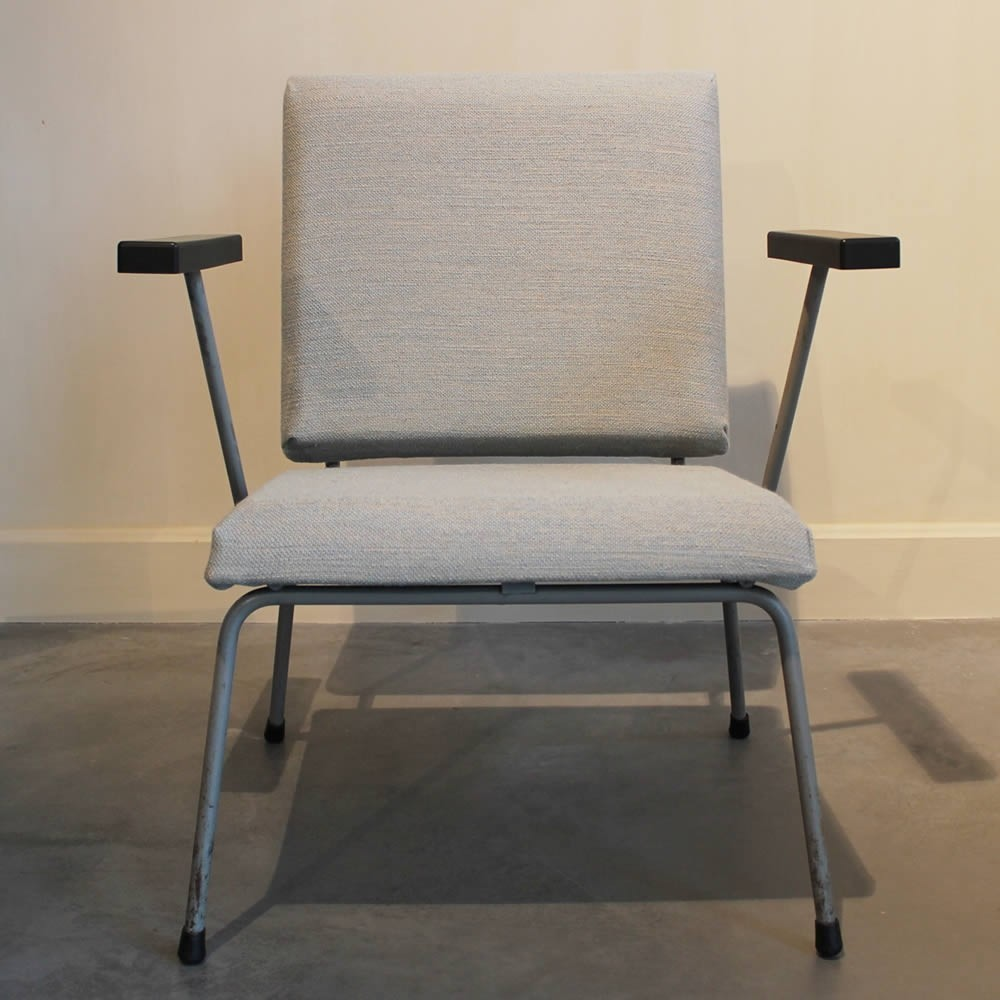 415/1401 Arm Chair by Wim Rietveld for Gispen