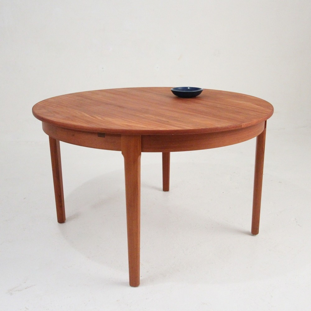 Butterfly Extension Dining Table 1950s