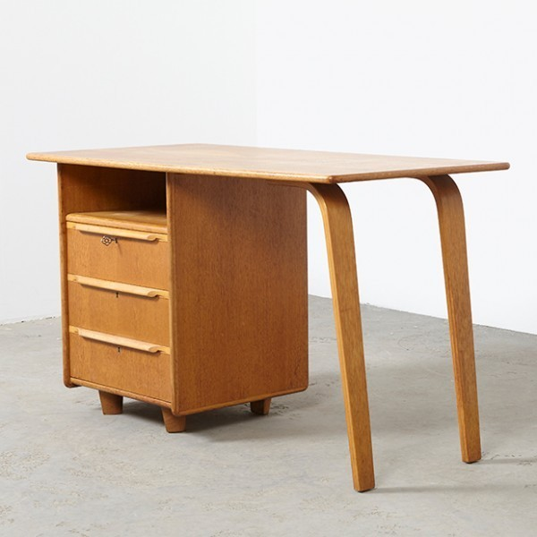 EE02 Writing Desk by Cees Braakman for Pastoe
