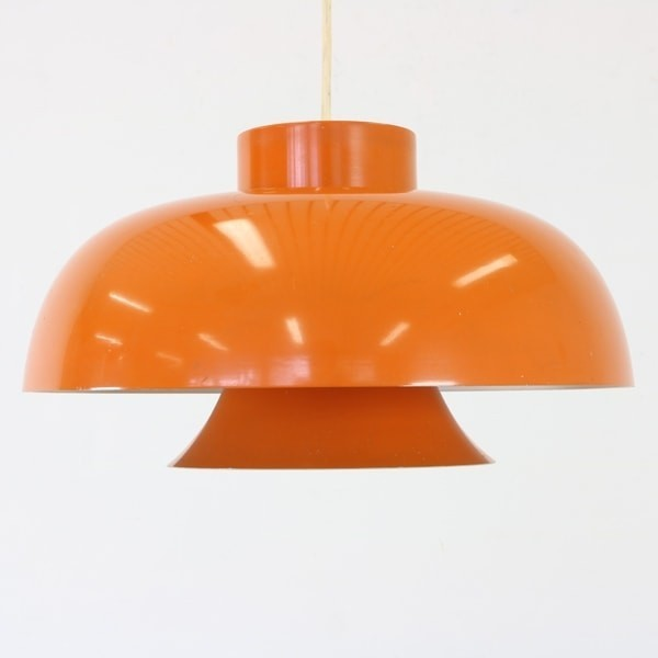 Hanging Lamp from the seventies by Jo Hammerborg for Fog & Mørup