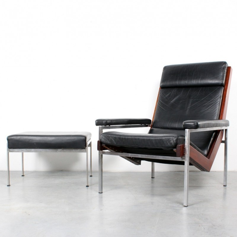 Cool Lotus Lounge Chair By Rob Parry For Gelderland 1960S 53816 Pdpeps Interior Chair Design Pdpepsorg