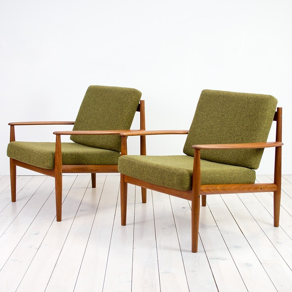 Arm Chair by Grete Jalk for France and Son