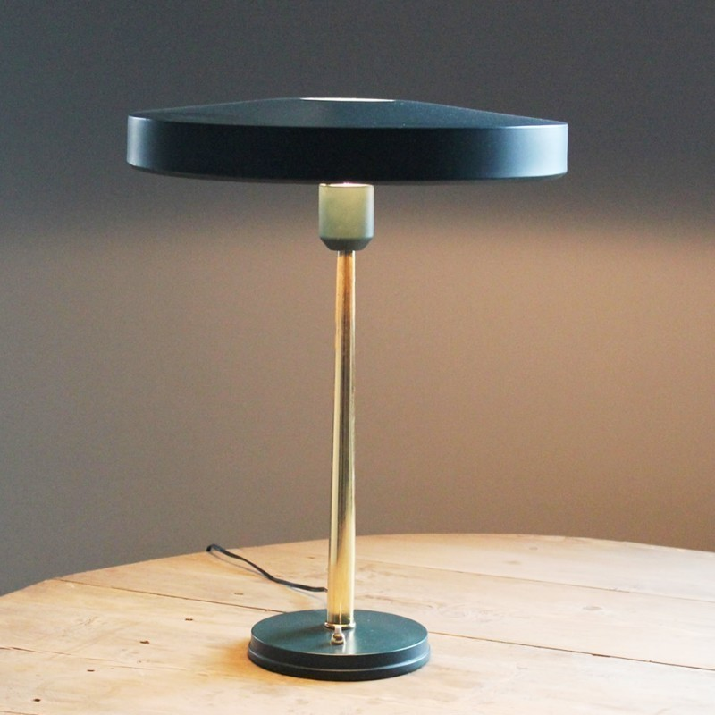 Timor Desk Lamp By Louis Kalff For Philips 1950s