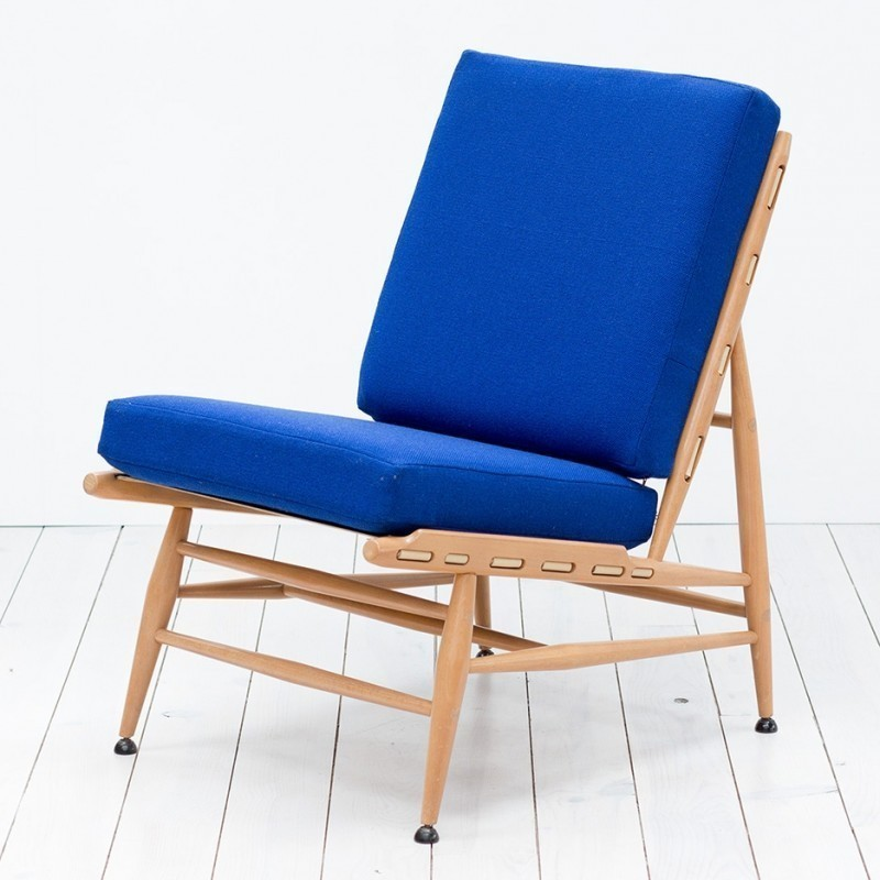 427 Lounge Chair By Lucian Randolph Ercolani For Ercol