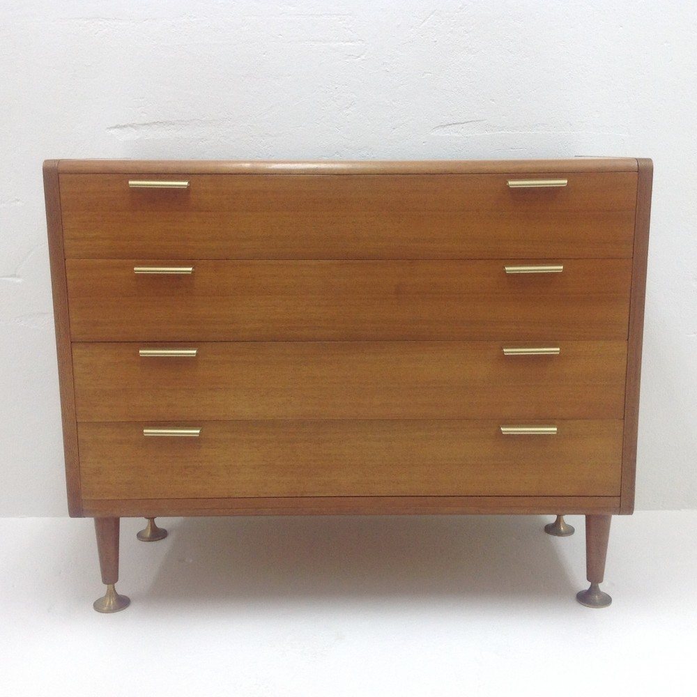 Poly Z Chest of Drawers from the fifties by A. Patijn for Zijlstra Joure