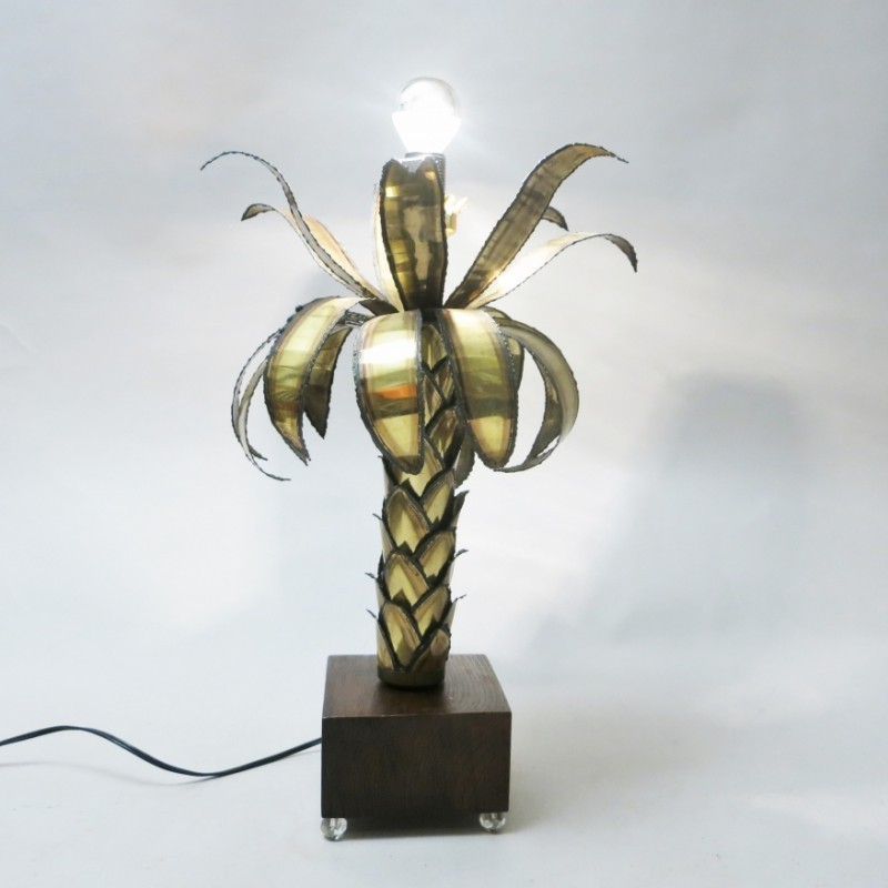 Palm Tree Desk Lamp from the seventies by Unknown Designer for – Tree Desk Lamp