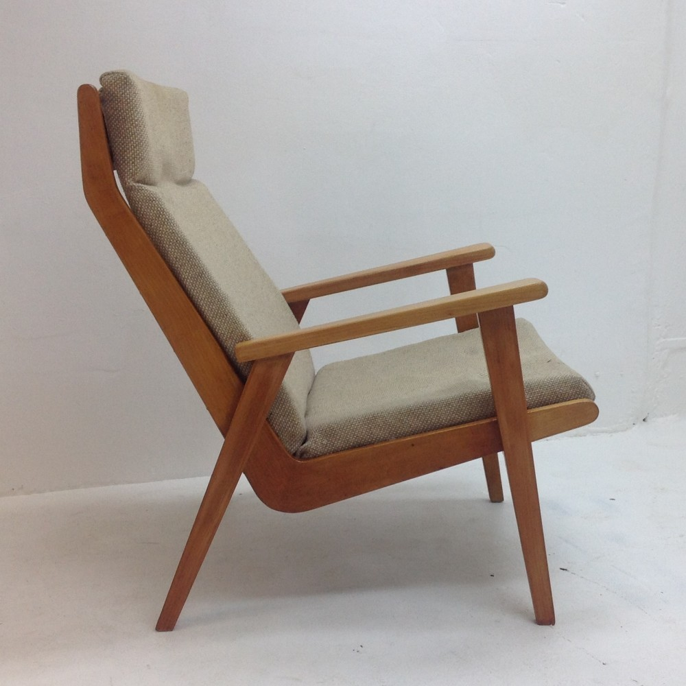 Lotus lounge chair by Rob Parry for Gelderland, 1950s