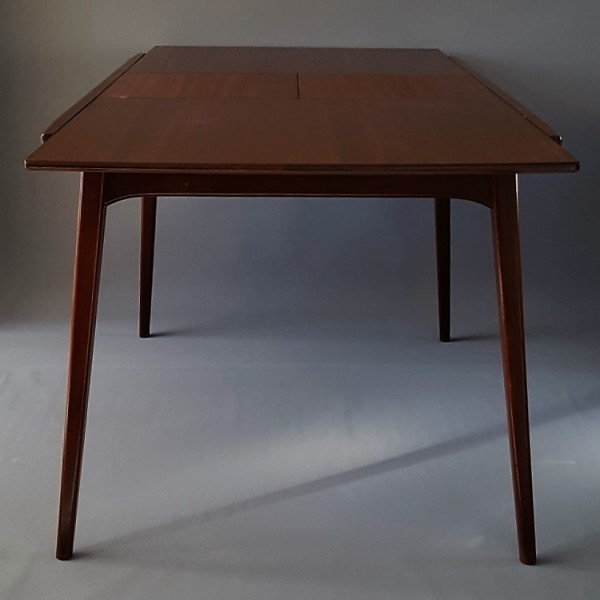 Dining Table from the fifties by Louis van Teeffelen for Wébé